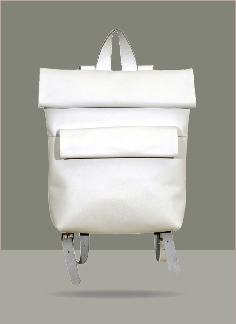 Double-Rollitbag-white-leather-front